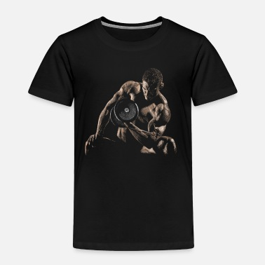 Logo Bodybuilding - Toddler Premium T-Shirt