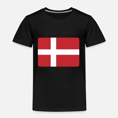 Denmark Denmark is the No 1 - Toddler Premium T-Shirt