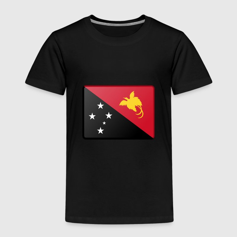 Papua New Guinea - Toddler Premium T-Shirt