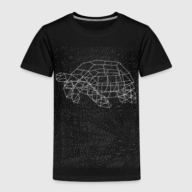 Turtle Constellation - Toddler Premium T-Shirt
