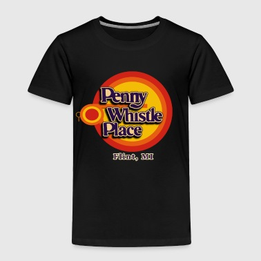 Autoworld Penny Whistle Place - Toddler Premium T-Shirt