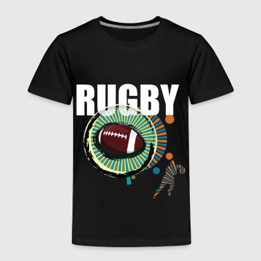 Rugby - Toddler Premium T-Shirt