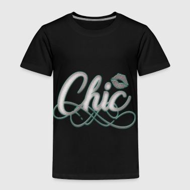 Chic - Toddler Premium T-Shirt