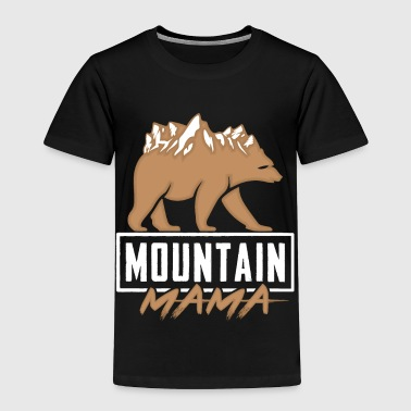 Climb Bear - Toddler Premium T-Shirt
