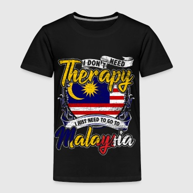 Asian Malaysia - Toddler Premium T-Shirt