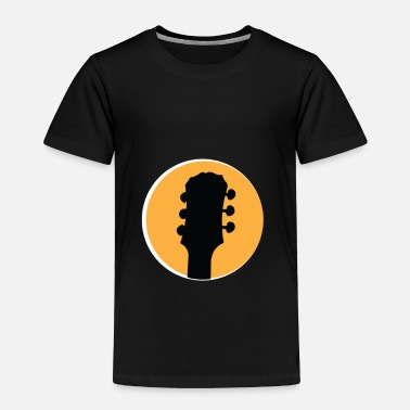 Guitarist Guitar Songs - Toddler Premium T-Shirt