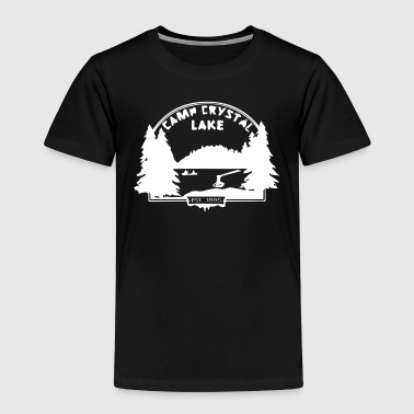 Camp Crystal Lake - Toddler Premium T-Shirt