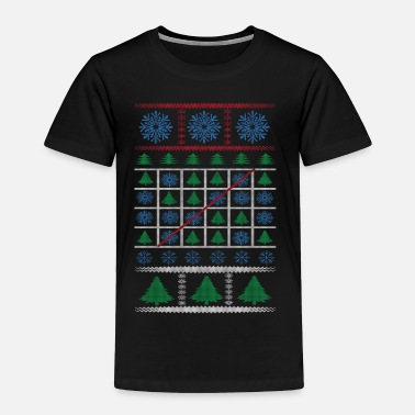 23e05d526 Ugly-christmas-sweater Ugly Christmas Sweater Tee - Toddler Premium T-Shirt