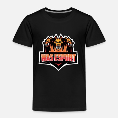 Esports was esport - Toddler Premium T-Shirt