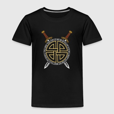 Viking Swords | Norse Mythology - Toddler Premium T-Shirt
