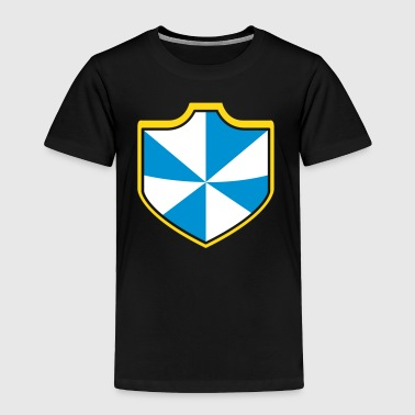 Clan Shields Clash With Your Clans 22 - Toddler Premium T-Shirt