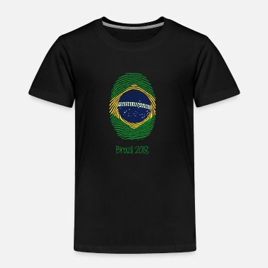 Brazil World Cup 2018 - Toddler Premium T-Shirt