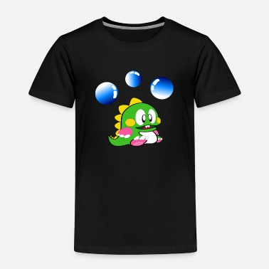 Bobble Bubble Bobble - Toddler Premium T-Shirt