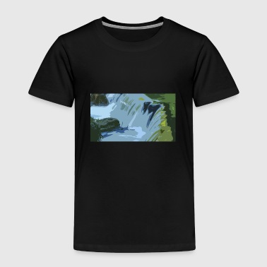 The falls - Toddler Premium T-Shirt