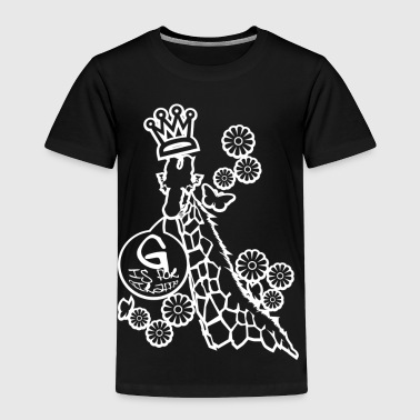G is for Giraffe - Toddler Premium T-Shirt