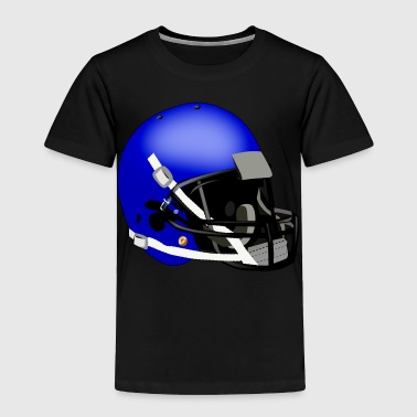 Football (ADD CUSTOM TEXT) - Toddler Premium T-Shirt