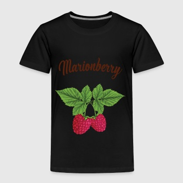 Witty Witty Marionberry - Toddler Premium T-Shirt