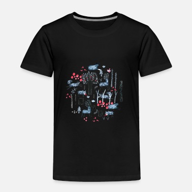 Frost Frosted Forest - Toddler Premium T-Shirt