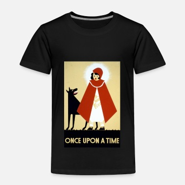 Little Red Riding Hood Little Red Riding Hood - Toddler Premium T-Shirt