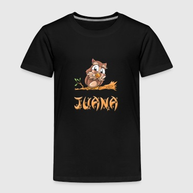Juana Owl - Toddler Premium T-Shirt