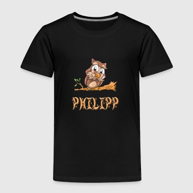Philipp Owl - Toddler Premium T-Shirt