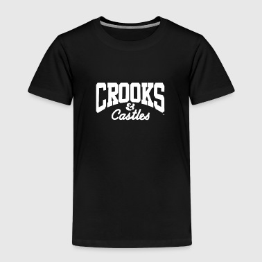 Streetwear Crooks And Castles - Toddler Premium T-Shirt