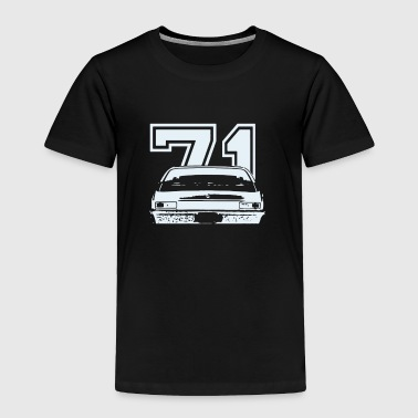 1971 CHEVY NOVA - Toddler Premium T-Shirt