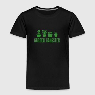 Garden Gangsta - Toddler Premium T-Shirt