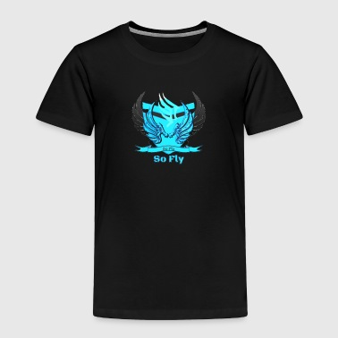 So Fly Official Logo - Toddler Premium T-Shirt