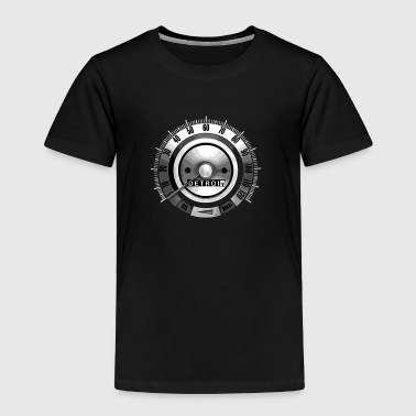 1968 Detroit Speedometer - Toddler Premium T-Shirt