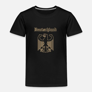 Coat Of Arms German coat of arms - Toddler Premium T-Shirt