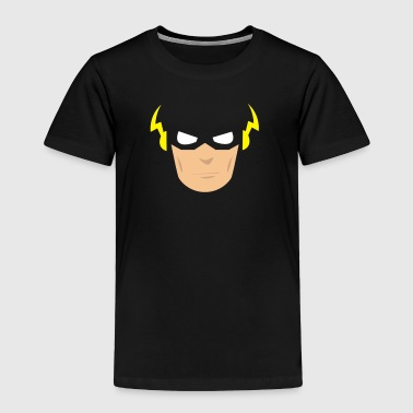 Flash Flash mask - Toddler Premium T-Shirt