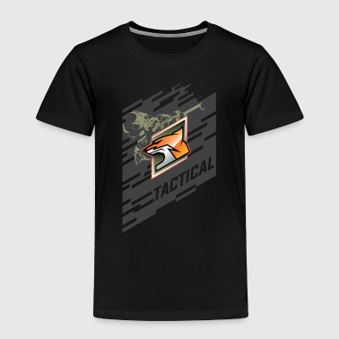 Tactical Fox - Toddler Premium T-Shirt