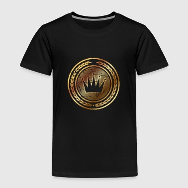 symbol-royal-crown - Toddler Premium T-Shirt