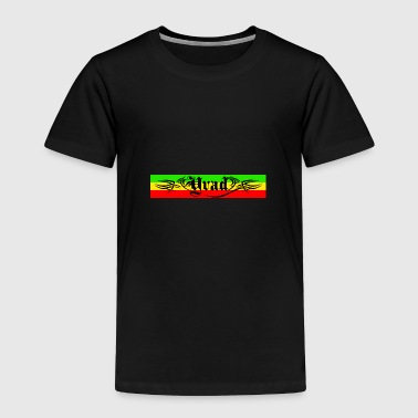 Yvad Rastafari - Toddler Premium T-Shirt