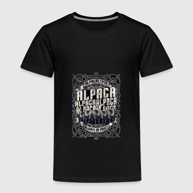 Alpaca - Toddler Premium T-Shirt
