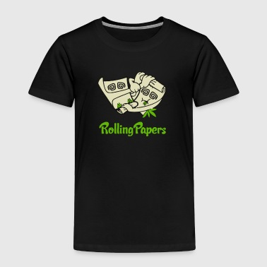 Rolling Papers - Toddler Premium T-Shirt