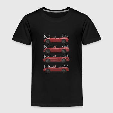 car - Toddler Premium T-Shirt