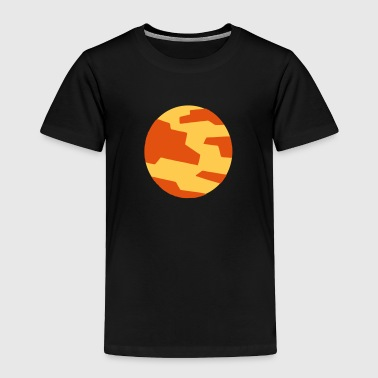 Mars Planet - Toddler Premium T-Shirt