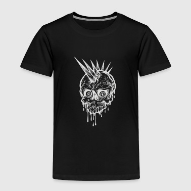 Skull - Toddler Premium T-Shirt