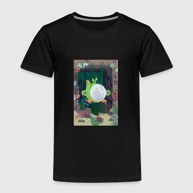 underwater - Toddler Premium T-Shirt