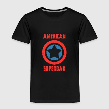 American Superdad - Toddler Premium T-Shirt