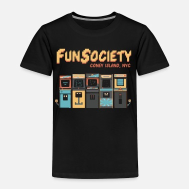 Robot Fun Society | mr-robot.tv - Toddler Premium T-Shirt