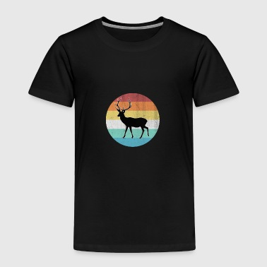 Deer Hunter Deer - Toddler Premium T-Shirt