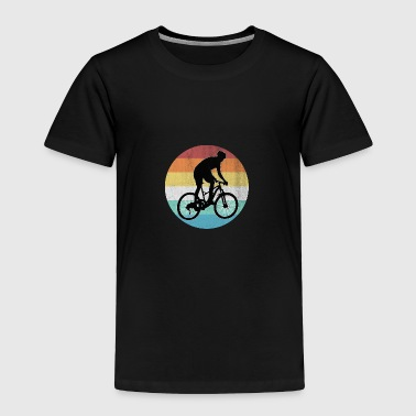 Bike Mountain Bike - Toddler Premium T-Shirt