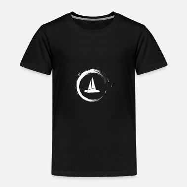 Captain Catamaran - Toddler Premium T-Shirt