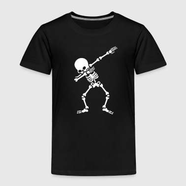 Dabbing skeleton (Dab) - Toddler Premium T-Shirt