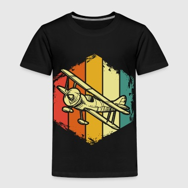 Airplane Pilot - Toddler Premium T-Shirt