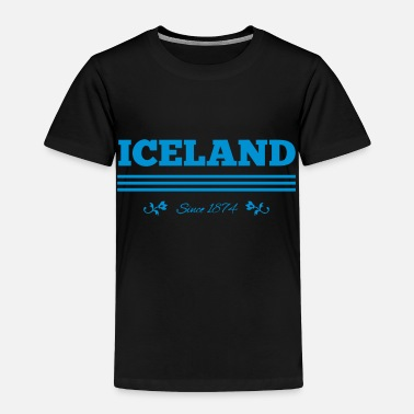 Iceland Iceland since 1874 - Toddler Premium T-Shirt