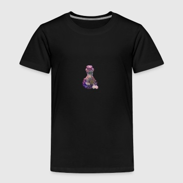 Follow Me Home (Purple Bottle) - Toddler Premium T-Shirt